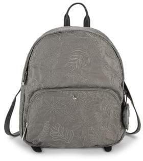 Tommy Bahama Printed Zip Backpack
