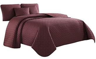 Cozy Beddings Francesco Coverlet