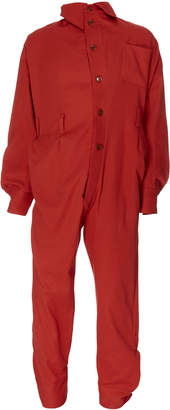 Vivienne Westwood Alcoholic Jumpsuit Red