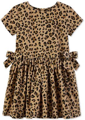 Carter's Toddler Girls Cheetah-Print Cotton Dress