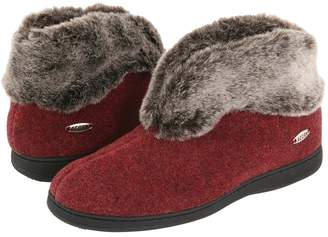 Acorn Faux Chinchilla Bootie II Women's Boots