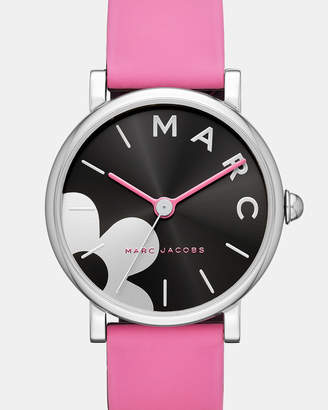Marc Jacobs Classic Pink Analogue Watch