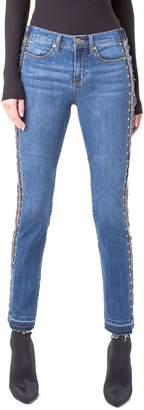 Liverpool Colette Embellished Ankle Jeans