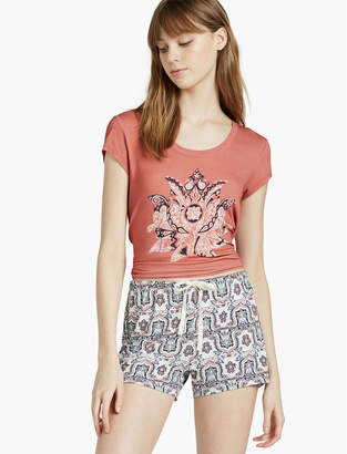 Lucky Brand GRAPHICS TEE JAY