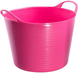 Laundry by Shelli Segal Tubtrugs Kids Storage Multipurpose Flexible Tub, Replica Kids Pink 14L