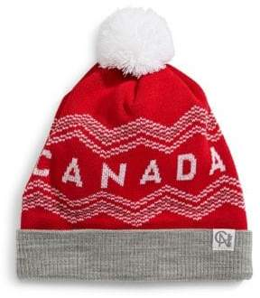 Co Tuck Shop Canada Knit Hat