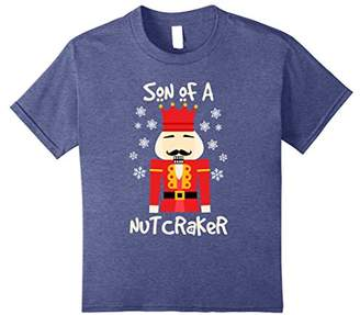 Son Of A Nutcracker Ugly Elf Christmas Sweater Shirt