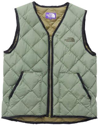 The North Face (ザ ノース フェイス) - THE NORTH FACE PURPLE LABEL Cotton Down Vest