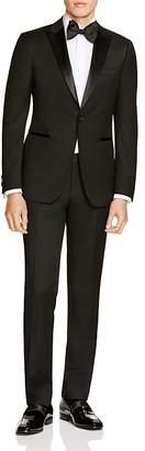 Z Zegna D8 Slim Fit Tuxedo $1,395 thestylecure.com