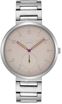Ted Baker Men's 2-Hand Bracelet Watch, 42mm