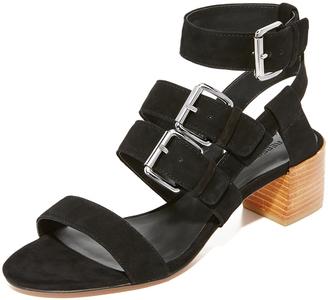 Rebecca Minkoff Ilana City Sandals $150 thestylecure.com