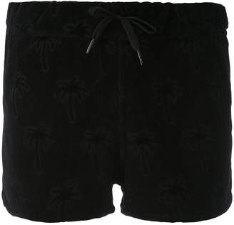 Tomas Maier palm tree shorts