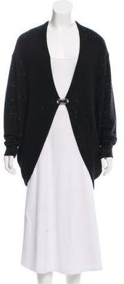 Ralph Lauren Embellished Knit Cardigan