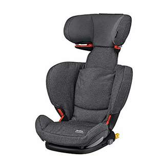 Maxi-Cosi RodiFix AirProtect Child Car Seat, ISOFIX Booster Seat, Extra Protection, 3.5-12 Years, 15-36 kg, Sparkling Grey