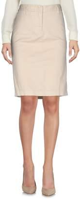 Aspesi Knee length skirts - Item 35338541OW