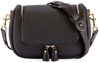 Anya Hindmarch Vere Small Soft Satchel Bag, Black