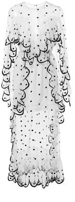 Alice McCall White Seniorita Dress $420 thestylecure.com