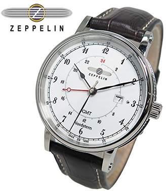 Zeppelin Nordstern GMT Quartz Men's Watch 7546-1