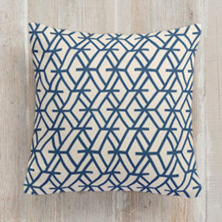 Plinth Self-Launch Square Pillows
