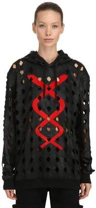 Spock Venom Coated Sweatshirt Hoodie