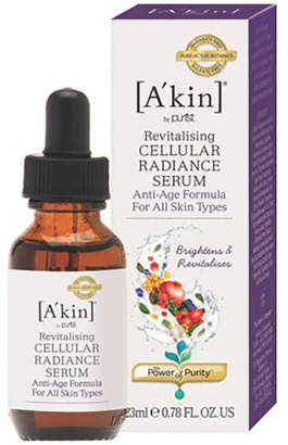 Akin A'kin Purely Revitalising Cellular Radiance Face Serum 23ml