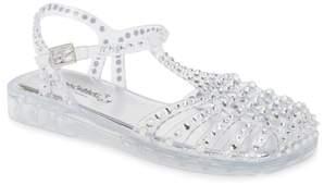 Jeffrey Campbell Gelly Embellished Sandal