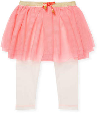 Billieblush & Tulle Skirt