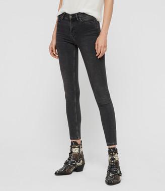 AllSaints Grace Skinny Jeans