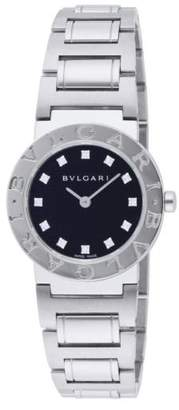 Bvlgari 【14%OFF】ブルガリブルガリ 腕時計 BB26BSS12ユニセックスブラックF【 】【セール開催中】