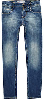 Levi's Girls faded skinny jeans
