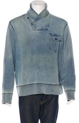 Co RRL & Shawl Knit Sweater w/ Tags