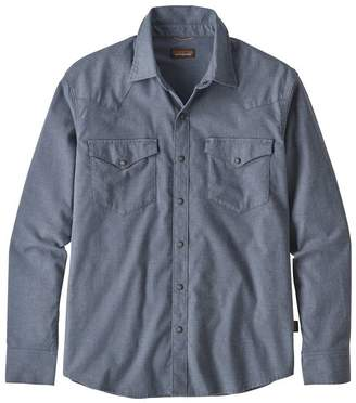 Patagonia Men's Long-Sleeved Western Snap Shirt