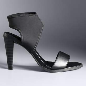 buy cheap online Simply Vera Vera Wang Dragon ... Women's High Heel Sandals cheap sale fast delivery aNmBedi4cO