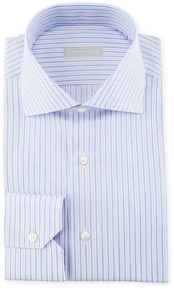 Stefano Ricci Thin Striped Dress Shirt