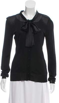 Dolce & Gabbana Long Sleeve Button-Up Cardigan w/ Tags