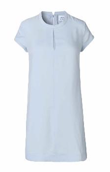 Libertine-Libertine Light Blue Open Dress - XS - Blue