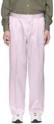 Our Legacy Pink Sailor Trousers