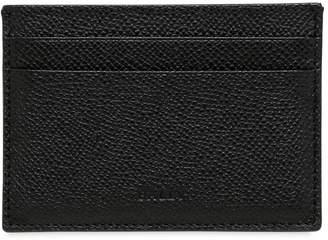 Bally Saffiano Leather Card Holder