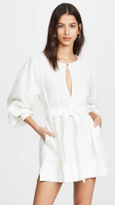 Byblos Le Kasha Tie Waist Dress