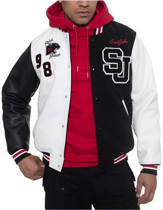 Sean John Men Varsity Baseball Jacket