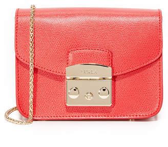 Furla Metropolis Mini Cross Body Bag $298 thestylecure.com