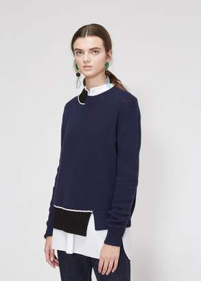 Marni Long Sleeve Turtleneck Sweater