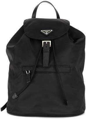 4659ac916ab9c Prada Nylon Back Pack Bag - ShopStyle
