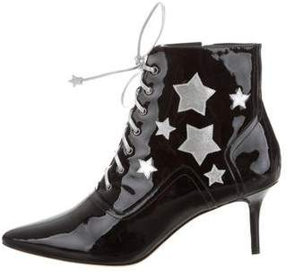Isa Tapia Rhea Star Ankle Boots w/ Tags