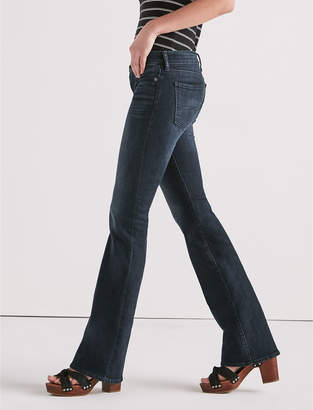 Lucky Brand LIL MAGGIE LOW RISE FLARE JEAN IN HUXLEY
