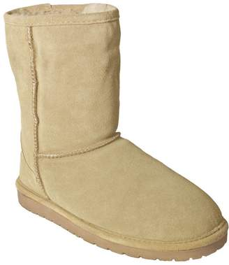 Dawgs Women's 9-inch Cow Suede Leather Winter Boots