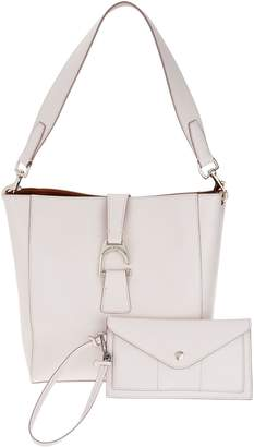 Dooney & Bourke Saffiano Leather Shoulder Bag - Ashby
