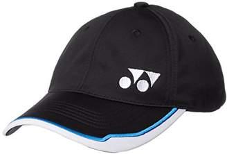 Yonex (ヨネックス) - (ヨネックス)YONEX テニスウェア キャップ 40048 [ユニセックス] 40048 007 ブラック (007) フリーサイズ