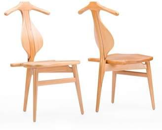 Baxton Studio Granard Dining Chair - Set of 2