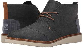 Toms Mateo Chukka Boot Men's Lace-up Boots